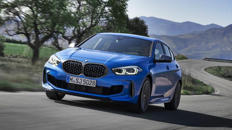 BMW Serie 1, compacto Premium con prestaciones tecnológicas superiores