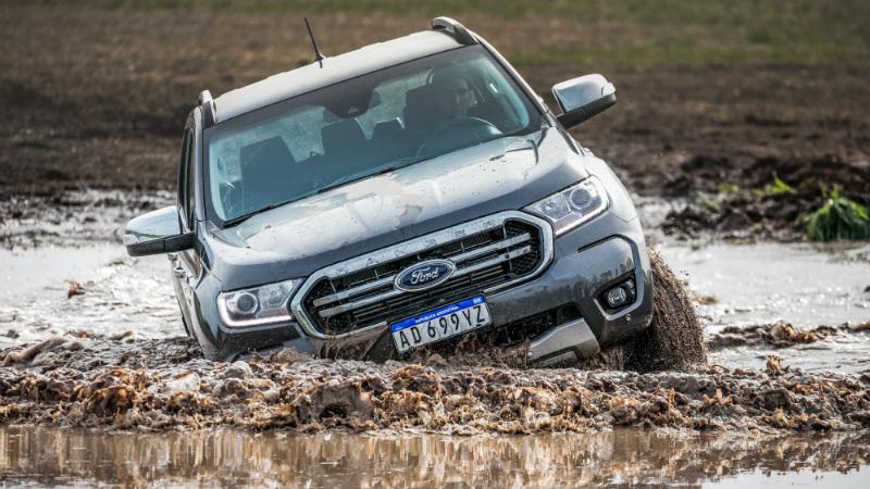Nueva Ford Ranger: tecnología de punta, diseño renovado