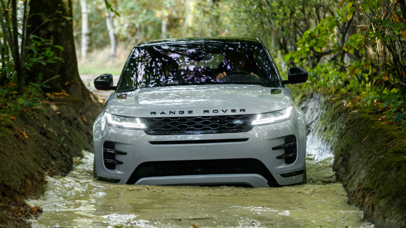 Range Rover Evoque: La segunda generación está en Colombia