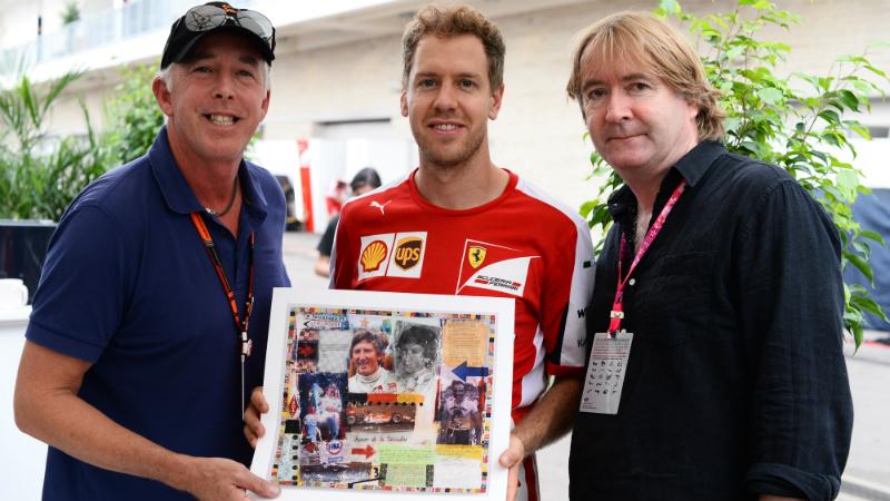 ¿Sebastian Vettel se va de Ferrari?