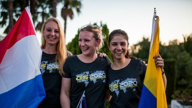 Colombia, primera en el BMW GS Trophy femenino 2019