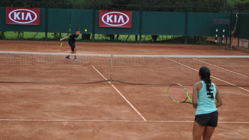 KIA sigue comprometido con el tenis colombiano