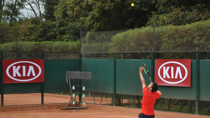 Copa Juvenil de tenis KIA