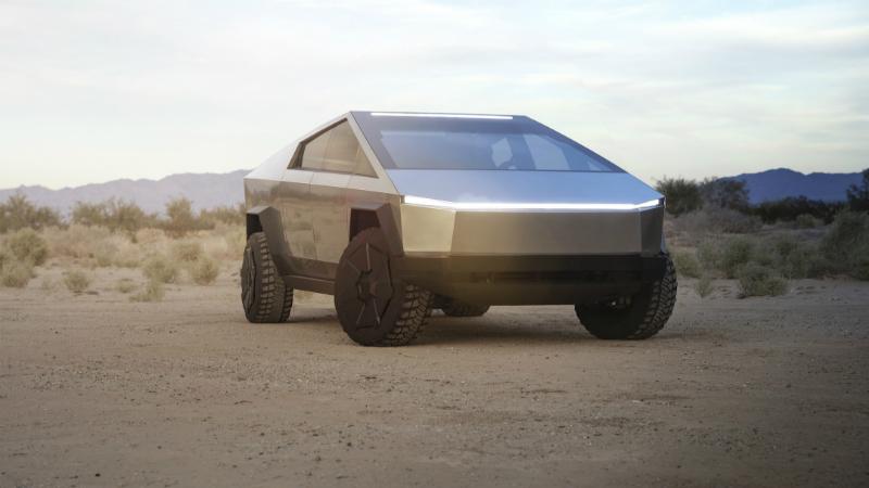 Tesla Cybertruck, ¿pickup del futuro?
