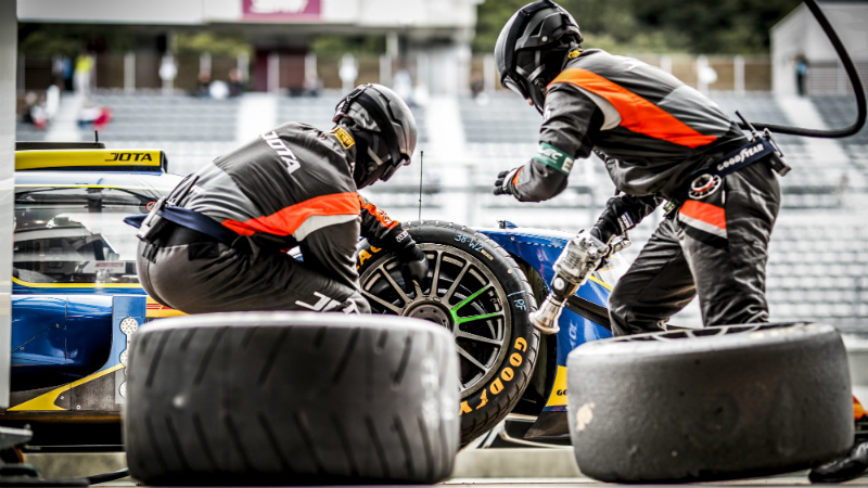 Goodyear, distribuidor de la European Le Mans Series