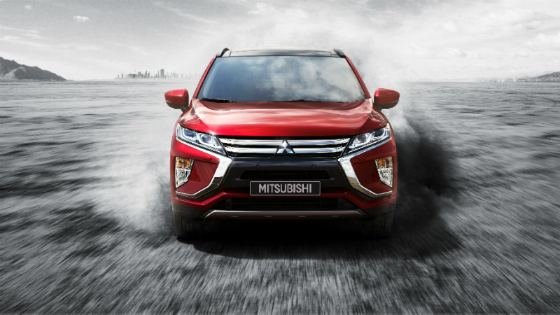 Mitsubishi Eclipse Cross ya está en Colombia