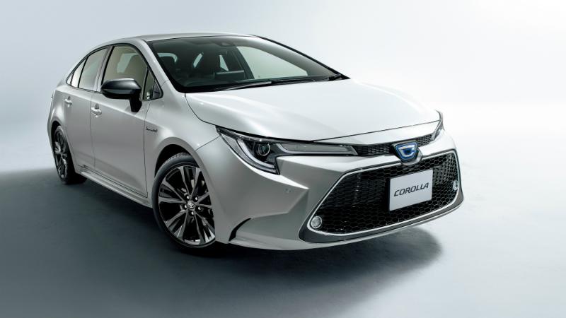 Toyota lanza el Corolla 2020 para Colombia