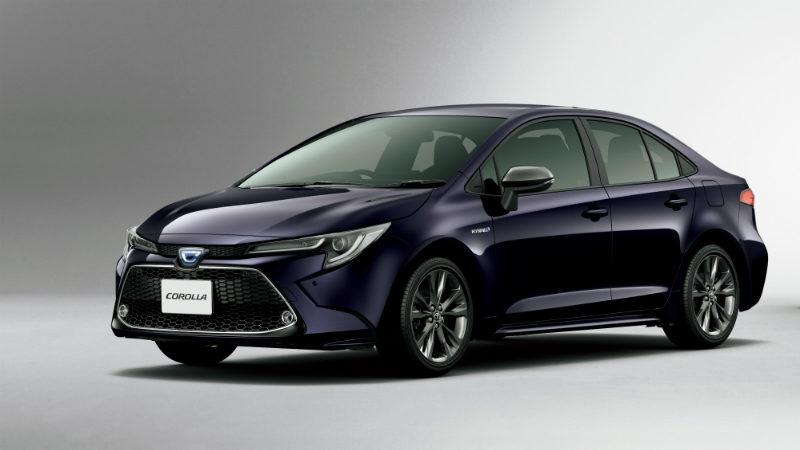 Toyota Corolla Hybrid, Auto Verde para la FIPA
