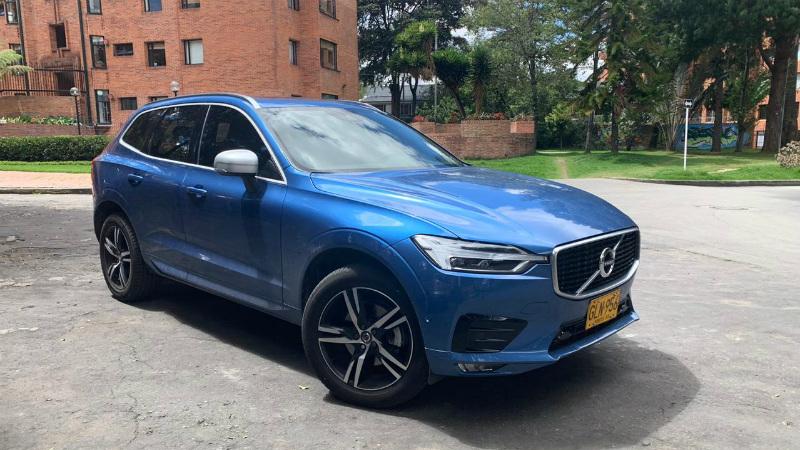Volvo XC60, a prueba