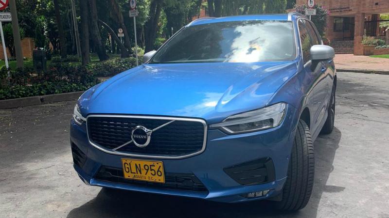¡Mujeres al volante!: Probamos la Volvo XC 60