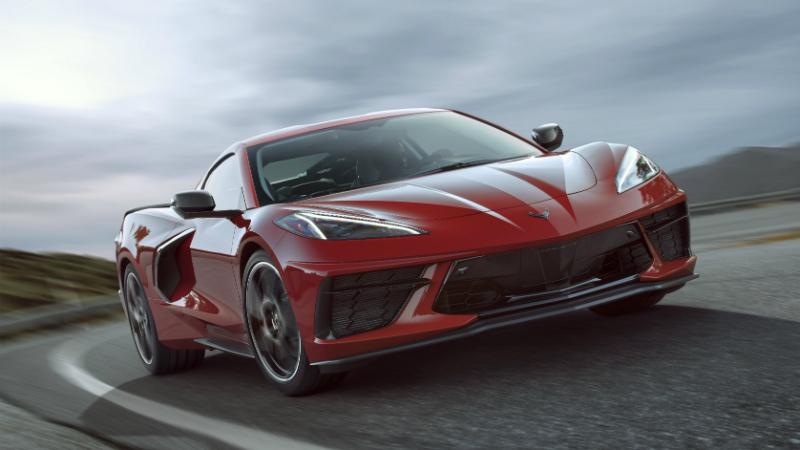 Chevrolet Corvette Stingray 2020 y un gran reconocimiento