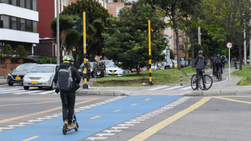 Día sin Carro en Bogotá 2020