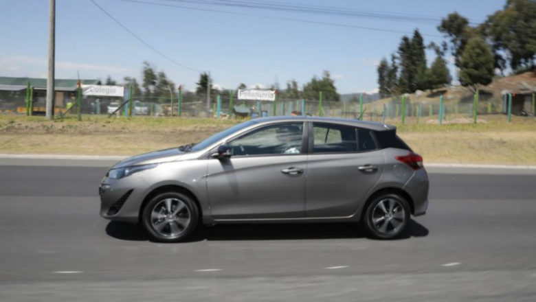 Toyota Yaris, hatchback para las nuevas generaciones