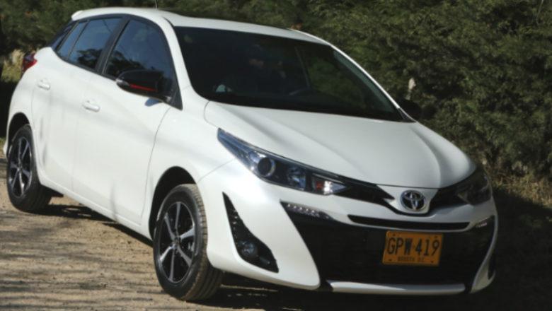 El nuevo Toyota Yaris ya está en Colombia