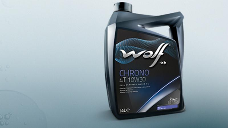 Wolf, aliado de lujo de WRC