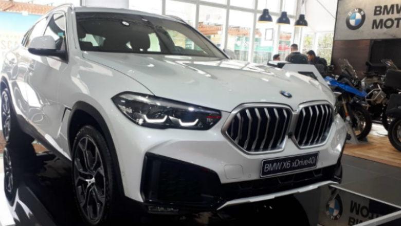 BMW X6, extensión de la noble estirpe SAC