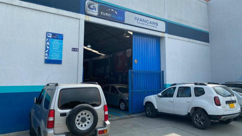 IVÁN CARS, elegido el mejor taller de Colombia