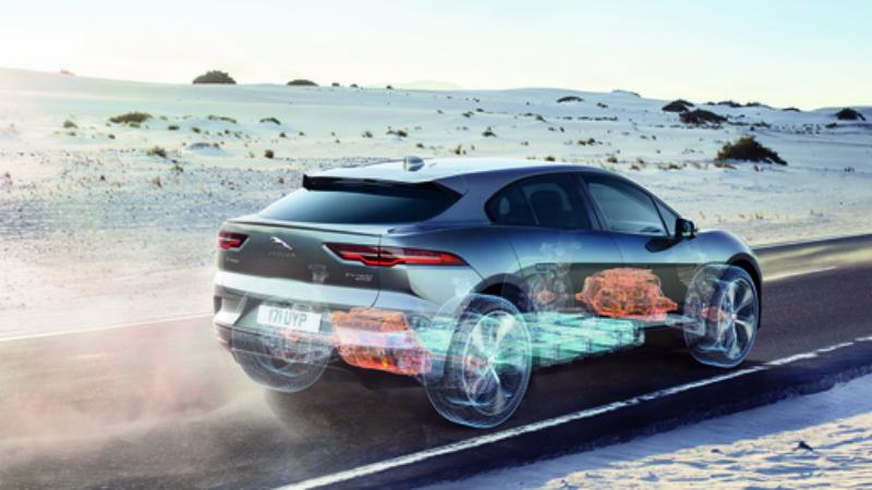 Jaguar I-PACE, primer eléctrico de la firma británica