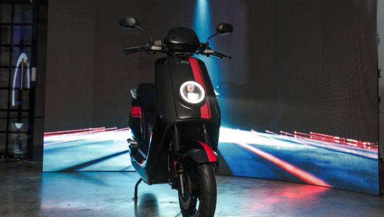 Niu y sus nuevas scooters eléctricas para Bogotá