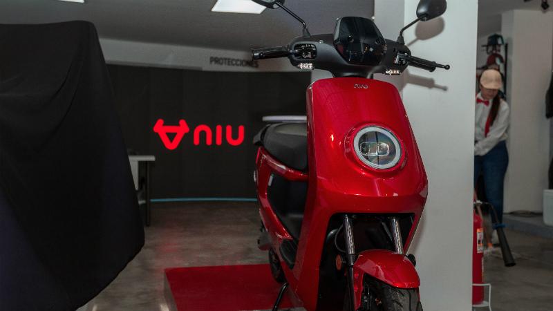 NIU y sus tres nuevas scooters