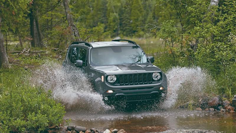 Jeep Renegade, el más vendido en Colombia
