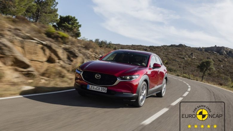 IIHS: Mazda CX-30 obtiene el «Top Safety Pick» 2020