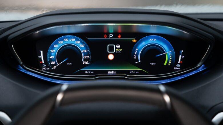 Peugeot i-Cockpit, marca indeleble del león
