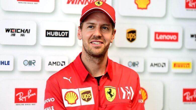 Ferrari, seducción fatal. Vettel, la nueva víctima