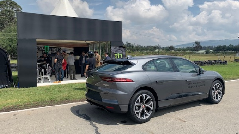 iPace de Jaguar en Tocancipá