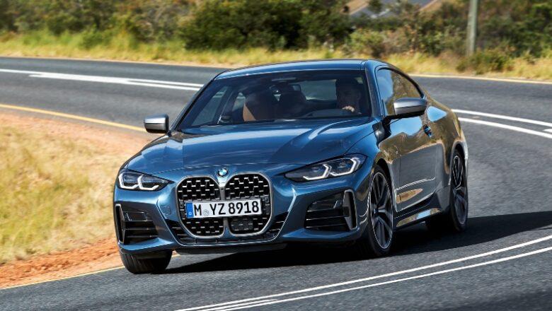 BMW Serie 4 Coupé: sedán deportivo alemán en acción