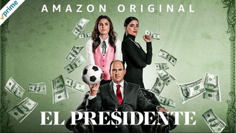 """Los autos de Sergio Jadue en la serie """"El Presidente"""""""