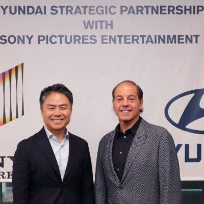 Hyundai y Sony Pictures, gran pacto tecnológico