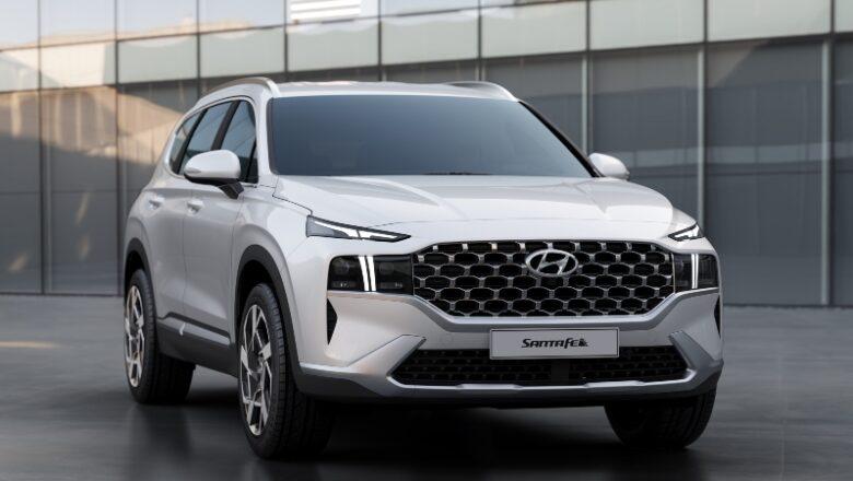 Hyundai Santa Fe: Todo lo que debe saber