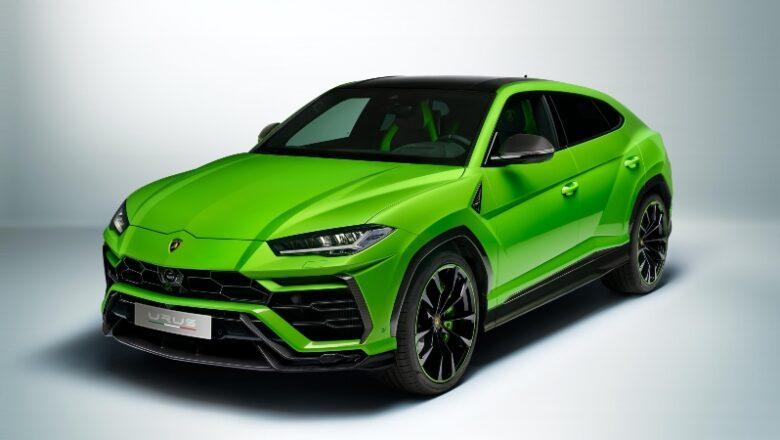 Lamborghini Urus Pearl Capsule: irreverente italiano