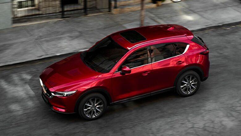 Mazda CX-5 2021: tecnología y seguridad en movimiento