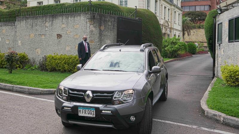Renault Duster, al servicio de la Embajada de Francia en Colombia