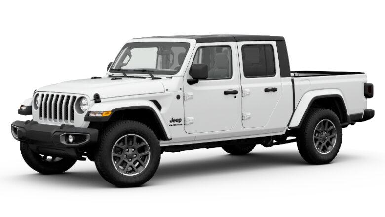 Este es el nuevo Jeep Gladiator Altitude