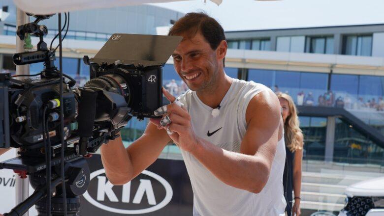 KIA y Rafael Nadal, alianza por cinco años más