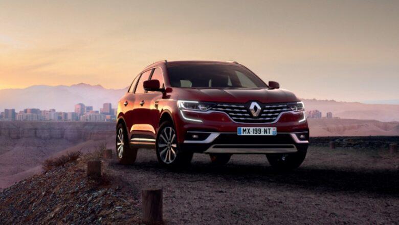 Renault Koleos y una renovación de alto nivel