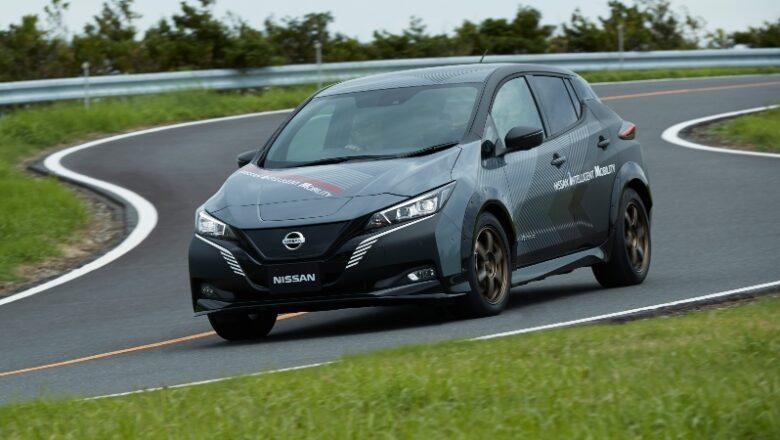 e-4ORCE, la nueva tecnología de Nissan