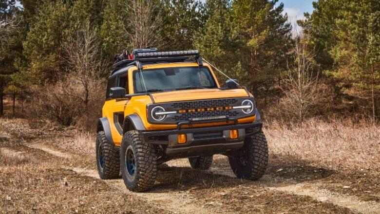 Ford Bronco 2021: Todo lo que debe saber