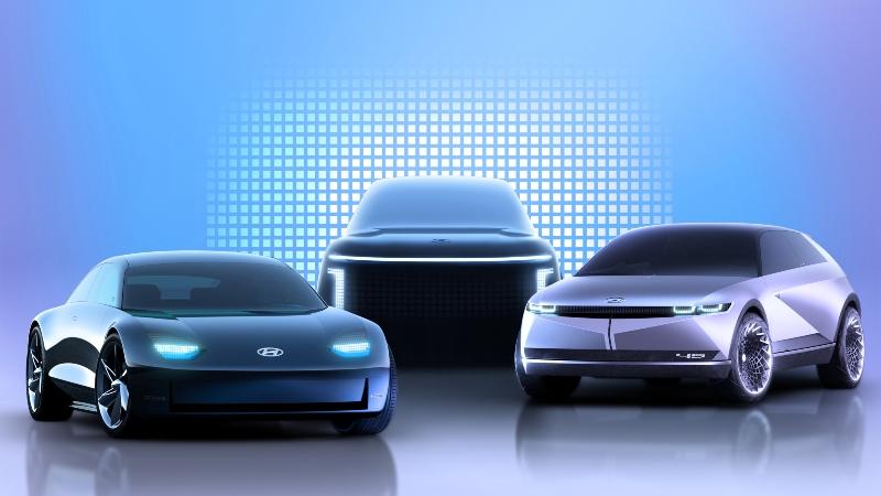 IONIQ, el poder eléctrico de Hyundai