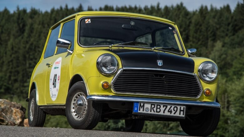 Famoso MINI de Mr. Bean cumple 30 años