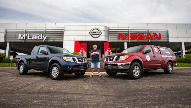 Nissan Frontier regresa a casa tras un viaje de 13 años