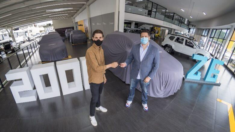 Renault ZOE, vehículo 2.000 vendido en Latinoamérica