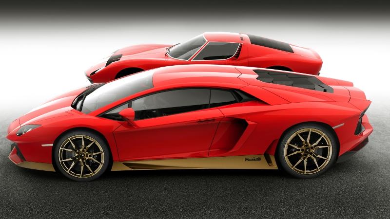 Lamborghini Aventador llega a 10.000 unidades