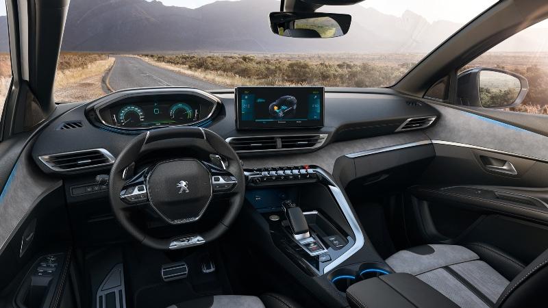 Peugeot 3008 2021, un SUV muy especial