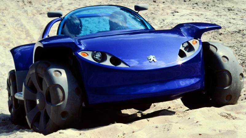 Peugeot: ¿Qué hay detrás de los concepts cars?