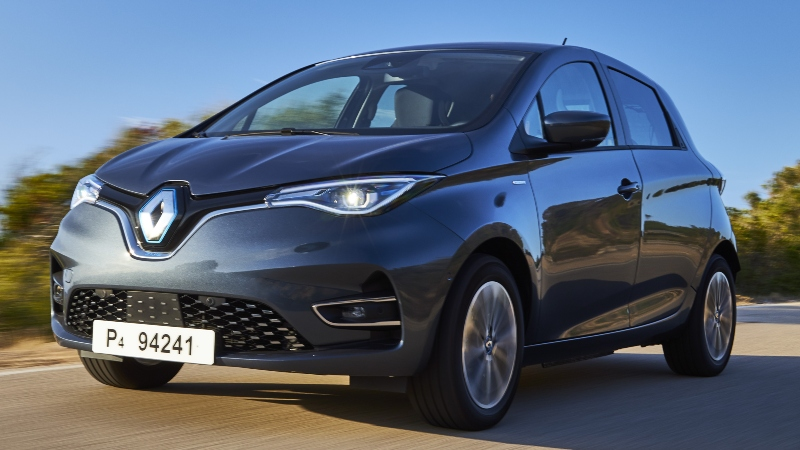 Renault ZOE, vehículo eléctrico número 2.000 vendido en Latinoamérica