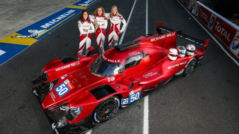 Le Mans: Tatiana Calderón y una carrera excepcional